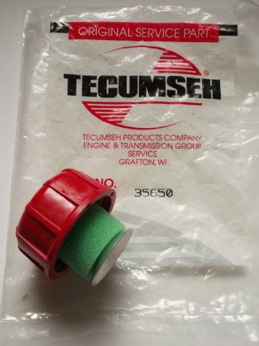 Tecumseh Fuel Cap 35650 For HM80 HM90 HM100 LEV120 & more
